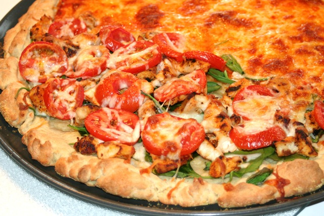 LiveJournal Tags: buffalo chicken pizza gluten free , pizza