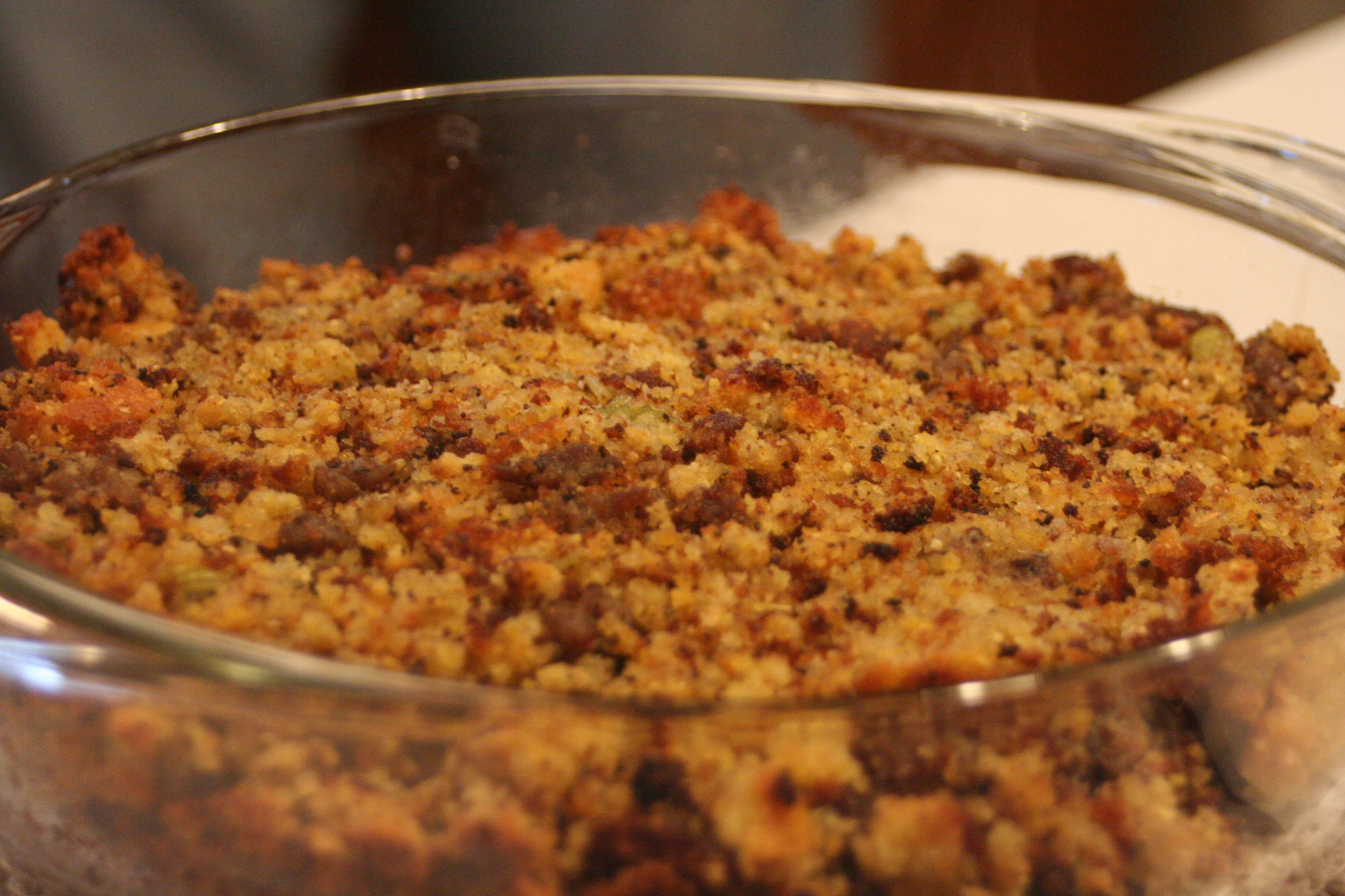 Cornbread And Sausage Stuffing Recipes — Dishmaps