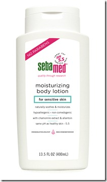 Paraben-free Moisturizing Body Lotion high res