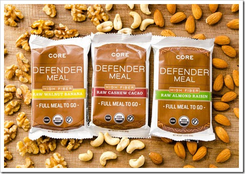 Defender 3 pack with ingredients