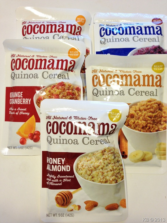 Review: Cocomama Quinoa Cereal | Gluten Free Is Life