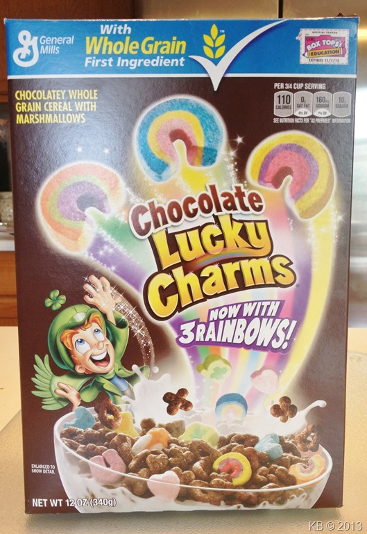 Chocolate Lucky Charms Recipes